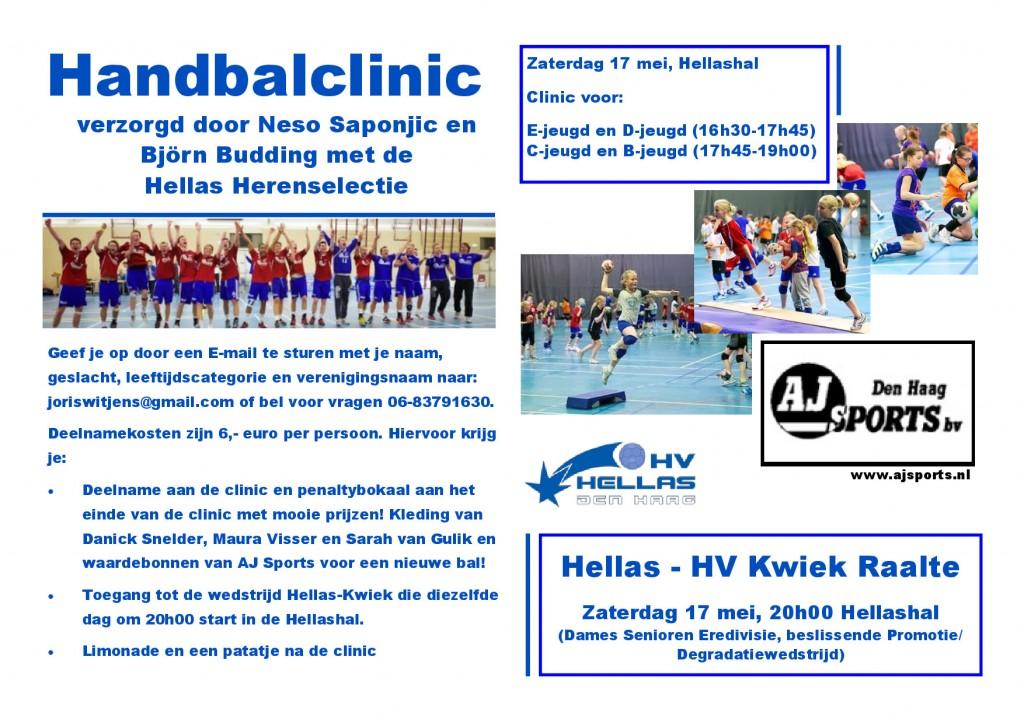 clinic 17 mei