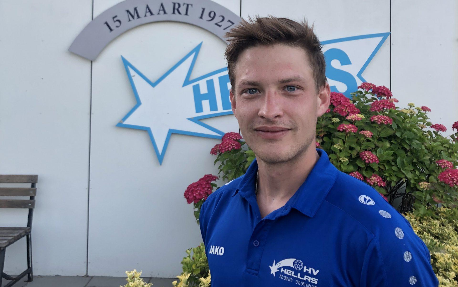 HELLAS STRIKT DUITSE OPBOUWER ALEXANDER HEINRICH