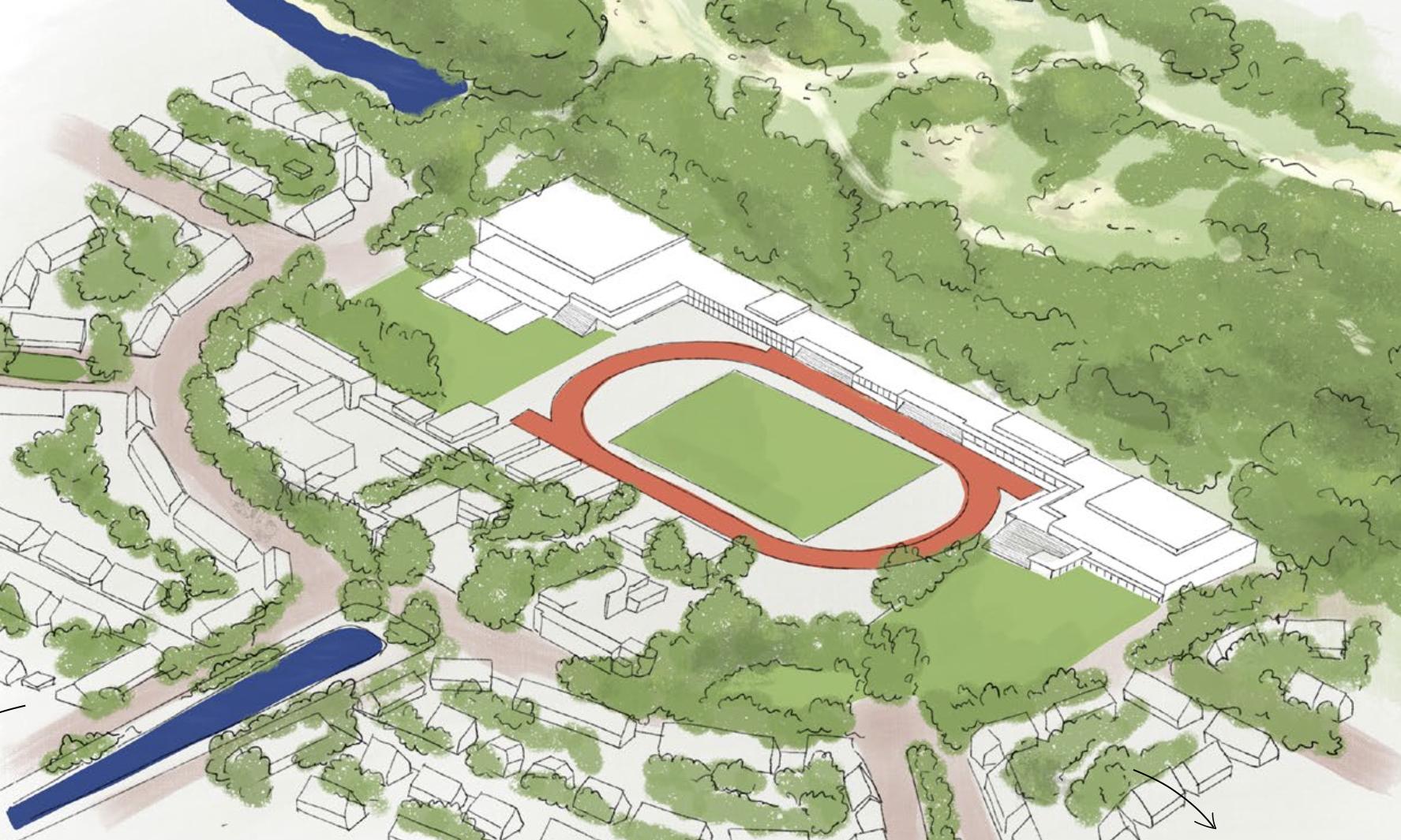 Enquête onderzoek Sportpark Laan van Poot
