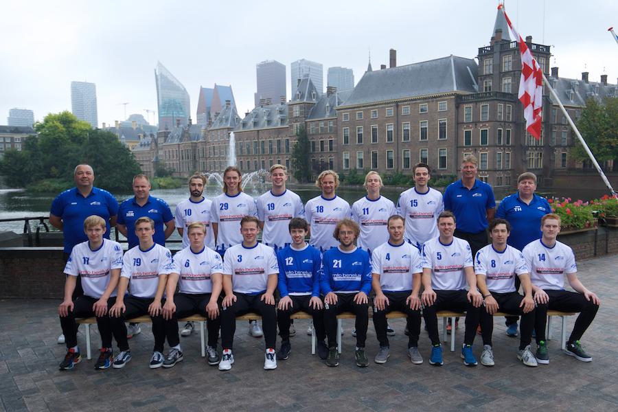 Start competitie IMTO Benelux Heren 1